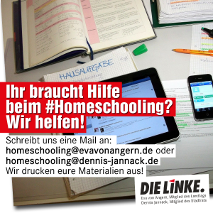 Homeschooling Hilfe